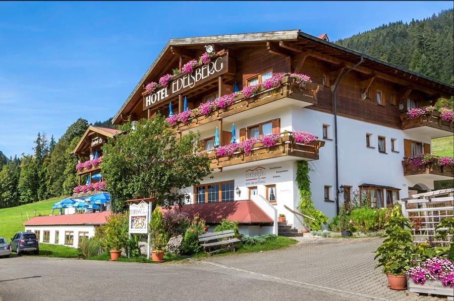 Hotel Edelsberg In Bad Hindelang